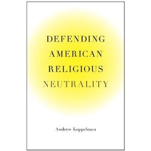 American Religious Neutrality