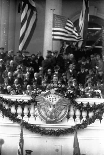 Coolidge's Inaugural Address, March 24, 1925