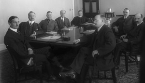 The Federal Reserve Board of 1917