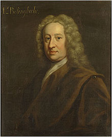 Henry St. John Viscount Bolingbroke