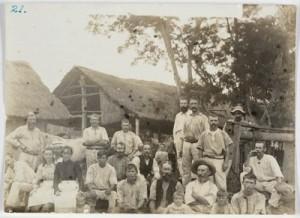 New Australia Colony, Paraguay, c. 1893