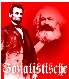 marx lincoln red deutsch