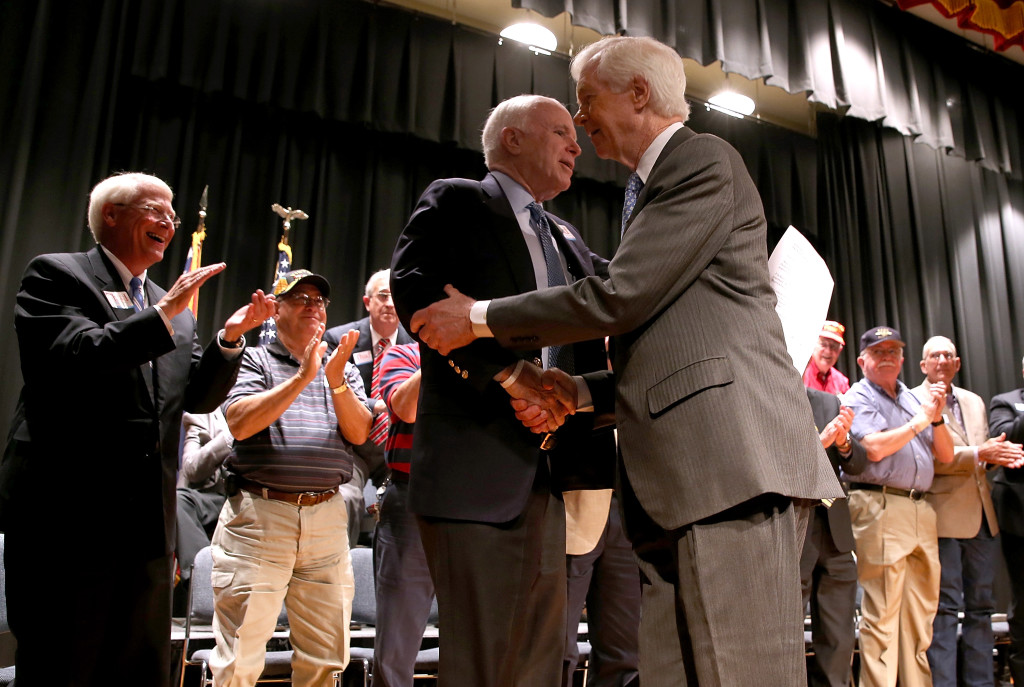 Senate Incumbent Thad Cochran Faces Challenge From Tea Party-Backed State Sen. Chris McDaniel