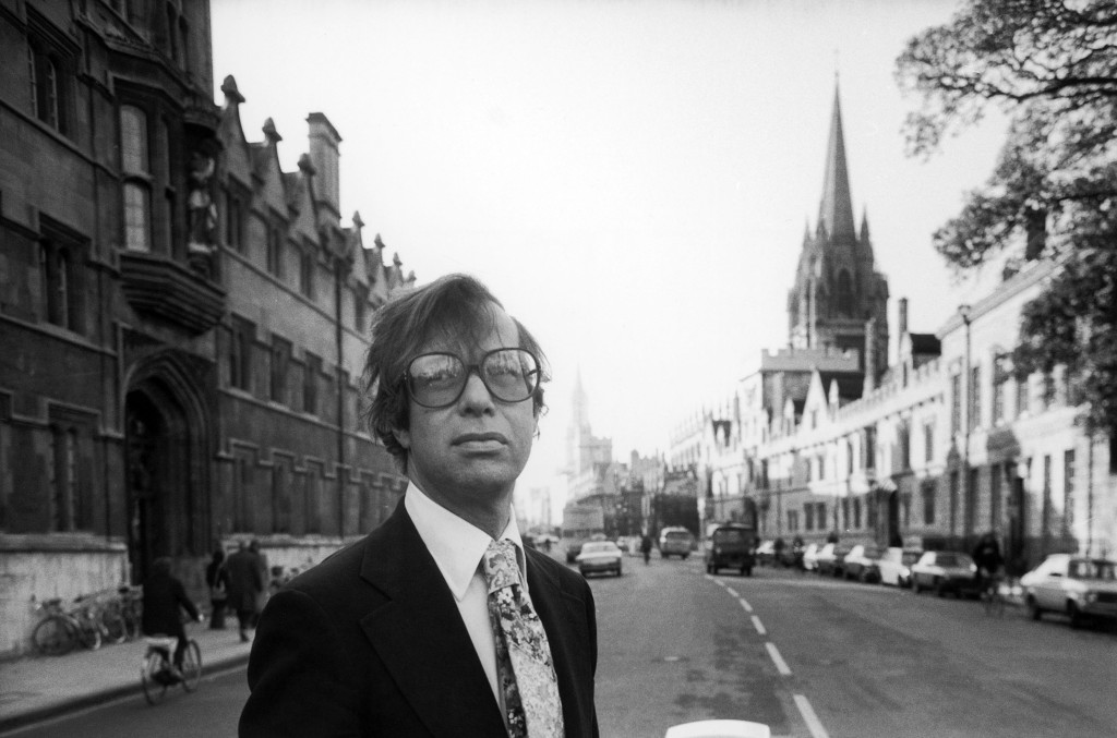 Ronald Dworkin (Photo by Terrence Spencer/The LIFE Images Collection/Getty Images)