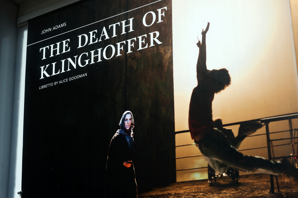 "Protestors Hold Vigil, Rally Condemning ""Klinghoffer"" Opera Outside Lincoln Center"